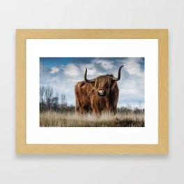 Highlander 2 Framed Art Print