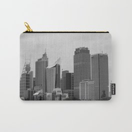 Retro Skyline Carry-All Pouch
