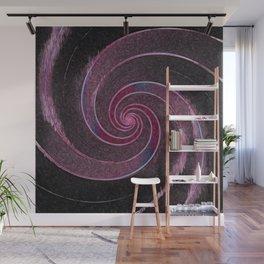 fluff vortex Wall Mural
