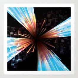 Higgs Art Print