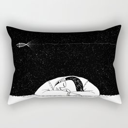 Night Dreams. Rectangular Pillow