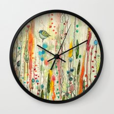 liberté Wall Clock