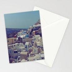 Oia, Santorini, Greece II Stationery Cards