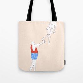 globo Tote Bag