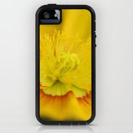 Iceland Poppy Close Perspective iPhone Case