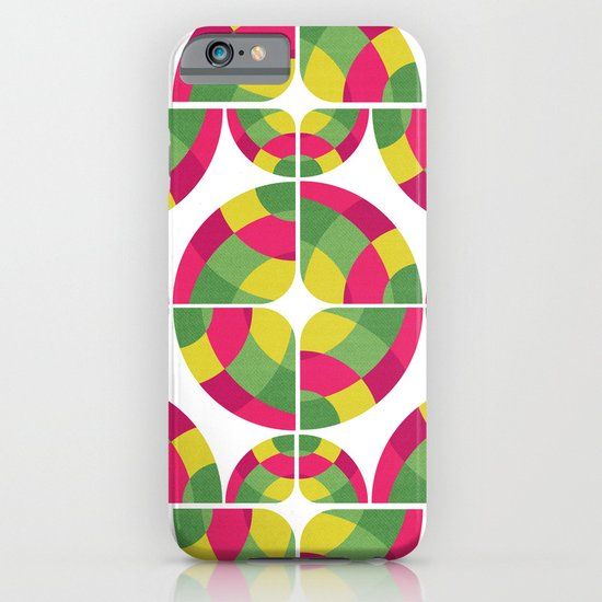Vivid Dreams Pattern iPhone & iPod Case