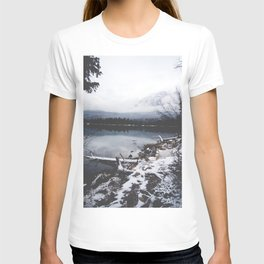 Still Waters in the Mountains T-shirt