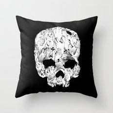 Shirt of the Dead Throw Pillow