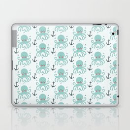 Squid Pattern Laptop & iPad Skin