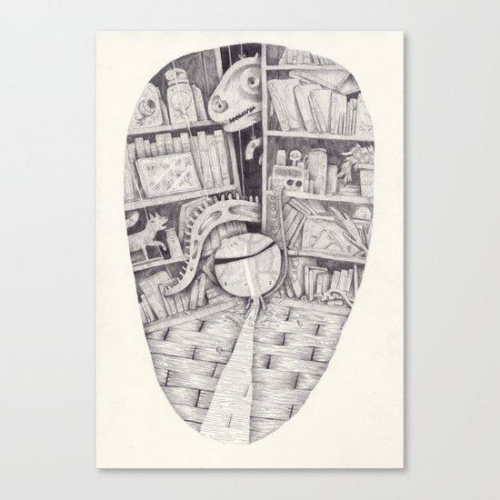 Angine Canvas Print