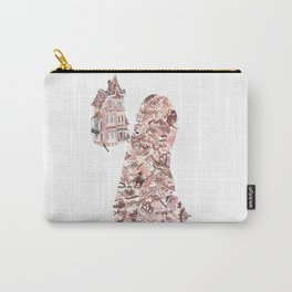 Little Ghostie Carry-All Pouch