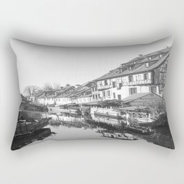 Fantasy of Alsace Rectangular Pillow