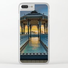 The Victorian Bandstand at Brighton Clear iPhone Case