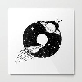 Oblivion Metal Print