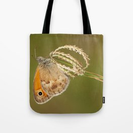 A little colorflul butterly // The Small heath Tote Bag