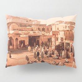 Vintage Babylon photograph Pillow Sham