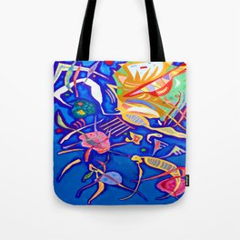 Kandinsky Grouping Tote Bag
