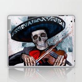 El Mariachi - Dia De Los Muertos Laptop & iPad Skin