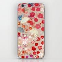 blossom iPhone & iPod Skins featuring Blossom by Marta Olga Klara