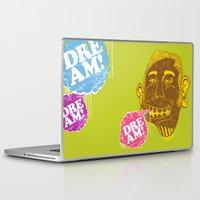 dreamer Laptop & iPad Skins featuring Dreamer by Oga Mendonça