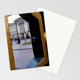 through the cracks Stationery Cards