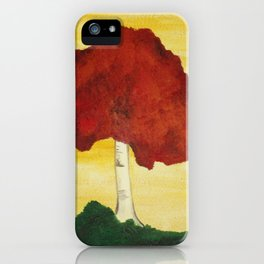 When Summer Ends iPhone Case
