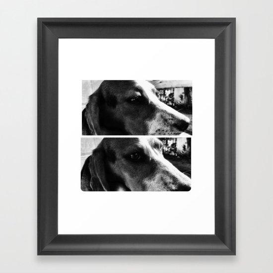 Beagle Boys Framed Art Print