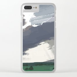 Sunbreak Clear iPhone Case