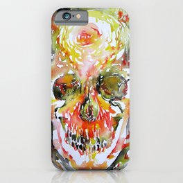 THE FIRE INSIDE iPhone Case