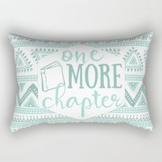 One More Chapter - Tribal  Rectangular Pillow