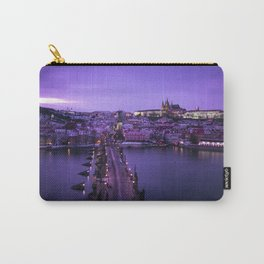 Winter in Prague Carry-All Pouch
