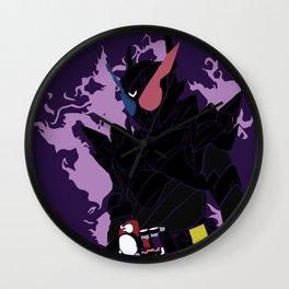 Max Hazard Wall Clock
