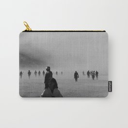 Disappear Into the Fog Carry-All Pouch
