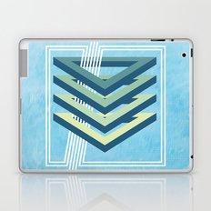 Four Triangles  Laptop & iPad Skin