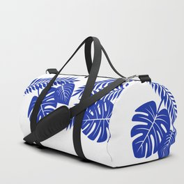 Paradise in cobalt Duffle Bag