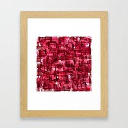 Color Jewels 10J by Kathy Morton Stanion Framed Art Print