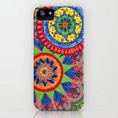 Mandalas 1 iPhone (5, 5s) Slim Case