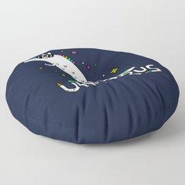 Unisaurus Floor Pillow