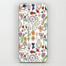We belong among the wildflowers. iPhone & iPod Skin