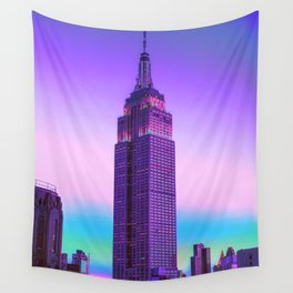 New York, New York Wall Tapestry