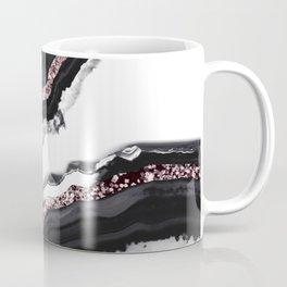 Agate Glitter Glam #8 #gem #decor #art #society6 Coffee Mug