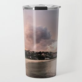 Balmoral Beach Evening Travel Mug