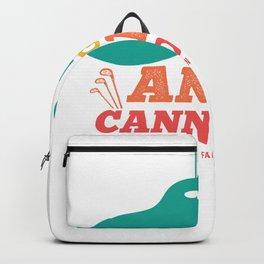 I Like Big Putts And I Can not Lie Backpack