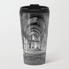 Derelict Cypriot Church. Travel Mug