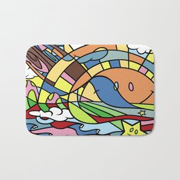 In the Pursuit of Happiness Bath Mat