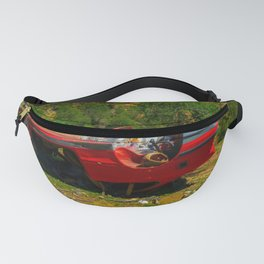 Accident Fanny Pack
