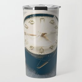 Smashed Wrist Watch Travel Mug
