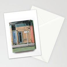 Landscape Streetstyle Stationery Cards