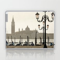 Sunny Morning at San Marco Laptop & iPad Skin