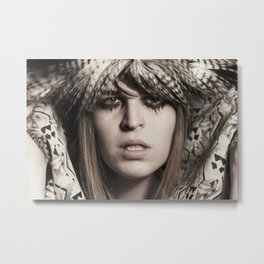 After Ecstasy Metal Print